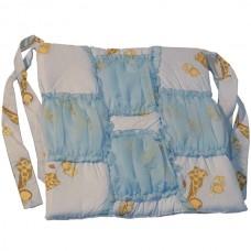 Борта и карманы для кроваток