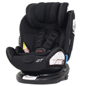 GT isofix Top Tether black1