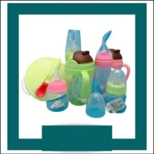 Соски, бутылки, посуда
