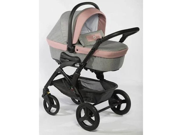 Dinamico Up Easy Ex 648 розовый/серый