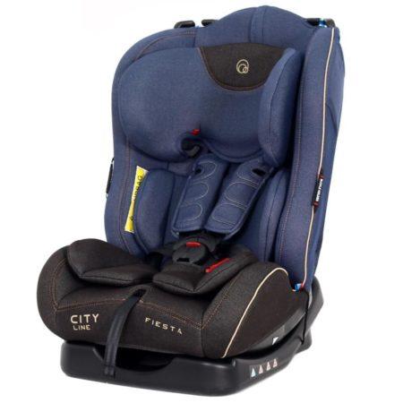 Автокресло Fiesta City Line Jeans