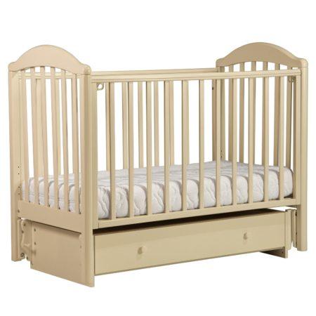 Кровать Лилия ваниль