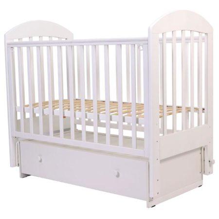 Кровать ДАРИНА-6 белый